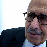 ElBaradei urges leaders to pass baton on